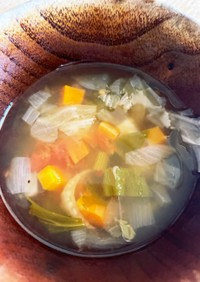 快便ダイエット脂肪燃焼スープ
