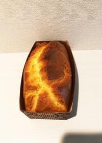 HMのマーマレードパウンドケーキ