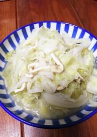 キャベツ1玉ペロリ☆おあげとほっこり煮