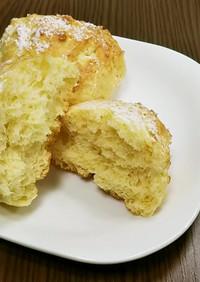 ヘルシオで作るかんたんパン(発酵なし)