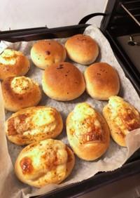 【覚書】私の手ごねパン