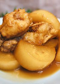 鶏手羽大根 簡単 材料2つ プロの味