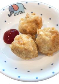 【保育園給食】豆腐ナゲット