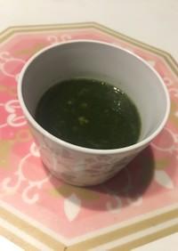 アラブ料理☆モロヘイヤとオクラのスープ☆