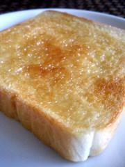 私の決定版☆トーストの写真