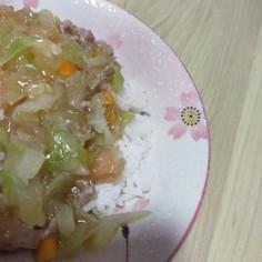 我が家風中華丼☆