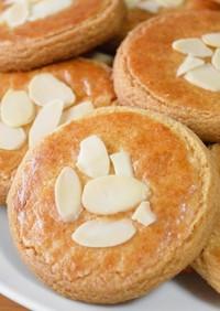 HMで簡単に作れるアーモンドクッキー