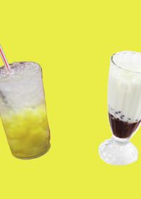 茶餐廳の味★夏に飲みたいひんやりドリンク