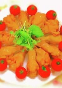 ☆鶏手羽元のマーマレード煮☆