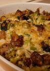 ブロッコリー&チーズキャセロール
