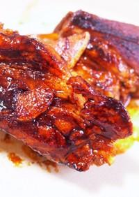 2021肉フェス開催!BBQ風スペアリブ