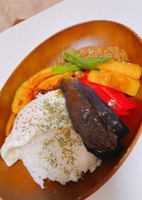 野菜たっぷり!夏野菜のキーマカレー