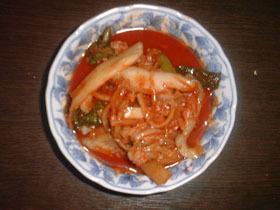 キムチ(白菜)
