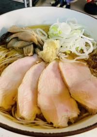 冷やし鷄素麺