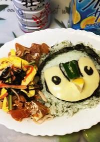 ポッチャマの海鮮チラシ寿司
