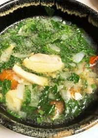 モロヘイヤ エジプトスープ
