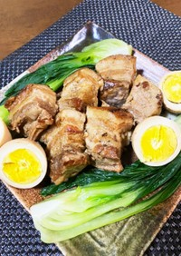 トロトロ♡豚の角煮(炊飯器)