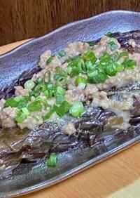 白味噌 de 茄子の炒め煮