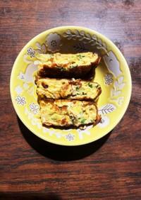 和風出汁醤油で出汁巻き風な卵焼き