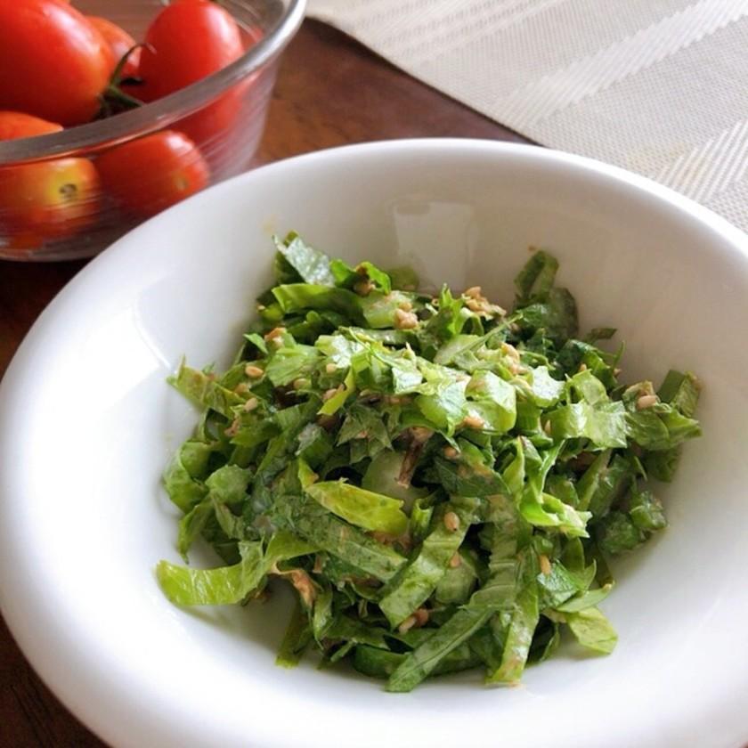 セロリの葉の美味しい食べ方