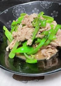 レンジだけで作る青椒肉絲の作り方