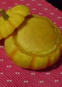 プッチーニかぼちゃのまるごとチーズケーキ
