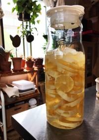 レモンシロップ酢入り (覚書)