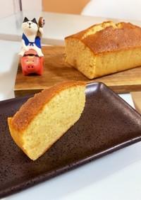 アーモンドプードルのパウンドケーキ