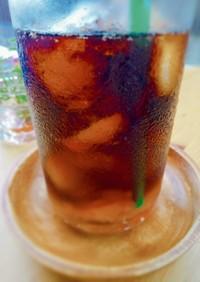 大人味♪マーマレードアイスコーヒー♪