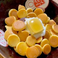 きれいなシリアルパンケーキ(コツ有)
