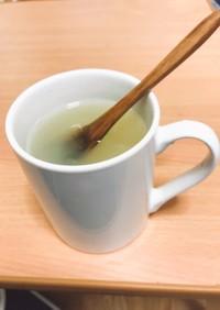蜂蜜生姜湯