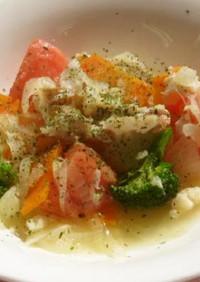 野菜が食べ鯛!ヘルシーイタリアンディナー