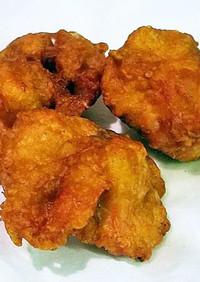 簡単美味!味覇から揚げ粉で鶏肉の唐揚げ