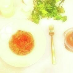 ☆チーズハンバーグでボロネーゼ☆