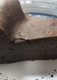 ダイエット(糖質制限)チョコチーズケーキ