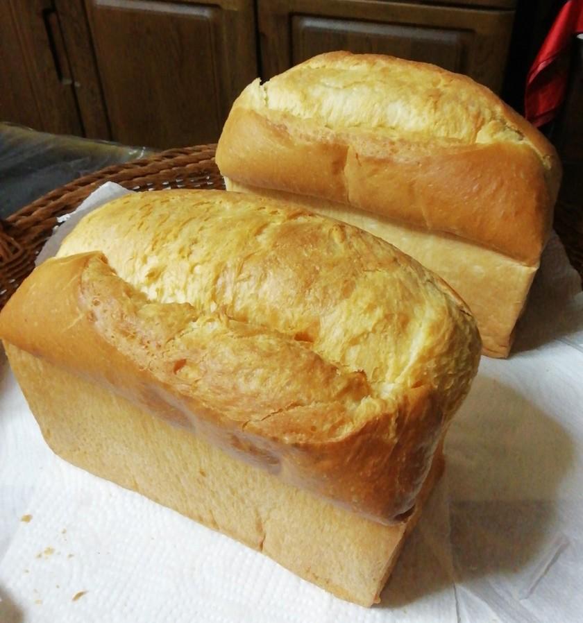 ちょっぴりリッチな食パン