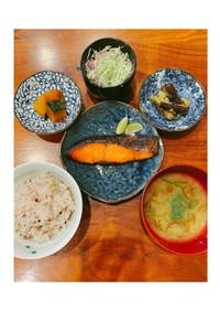 和食・鮭の西京漬け