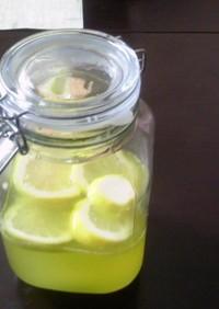未成年限定檸檬酒