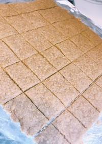 そば粉で薬膳クッキー