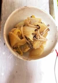白菜みそ煮