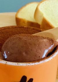 低カロリー♪豆腐で濃厚チョコクリーム