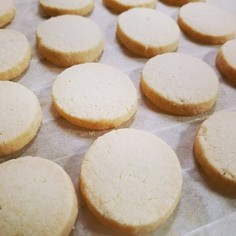 【簡単!美味しい!!】塩バタークッキー