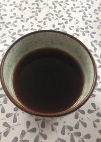めんつゆ(みりん、酒なし)