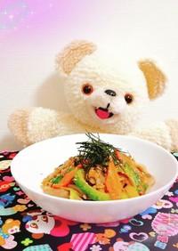 オートミールde野菜炒めご飯 ダイエット