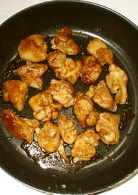 鶏もも肉照り焼き♪簡単やわらかい・おかず