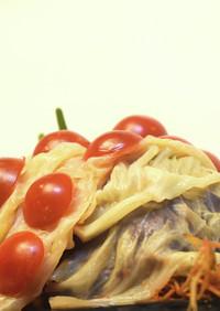 【オームキャベツ】蟲型巨大ロールキャベツ
