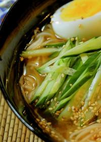 韓国冷麺風そうめん