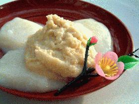 泉州銘菓?くるみ餅