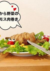 マンモスの肉