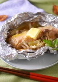 フライパンで10分✽鮭のちゃんちゃん焼き